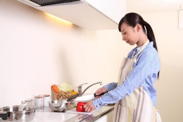 キッチンの動線